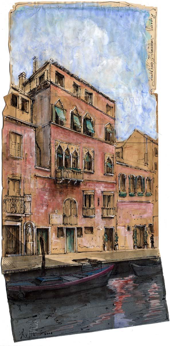 Geburtshaus Tintorettos - Venedig
