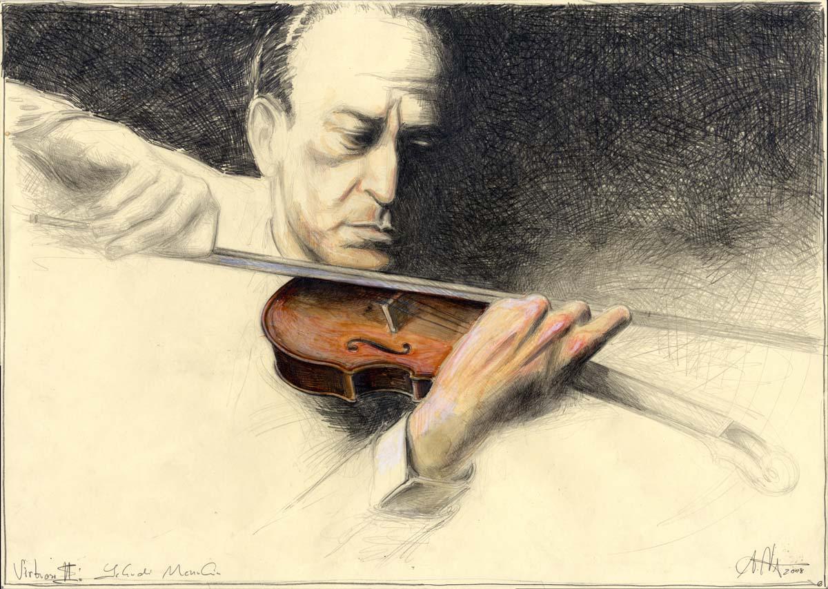 Virtuose II. - Yehudi Menuhin