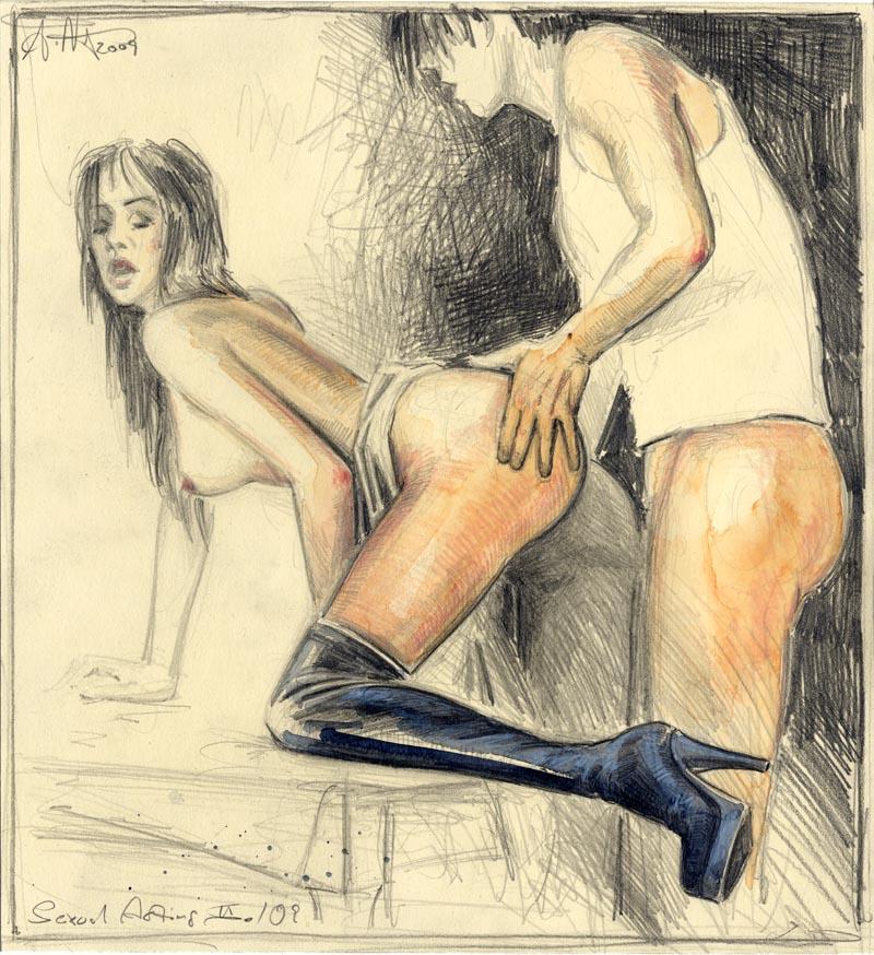 Sexual Actings II./09