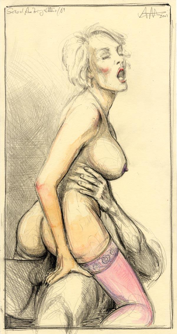 Sexual Actings III./09