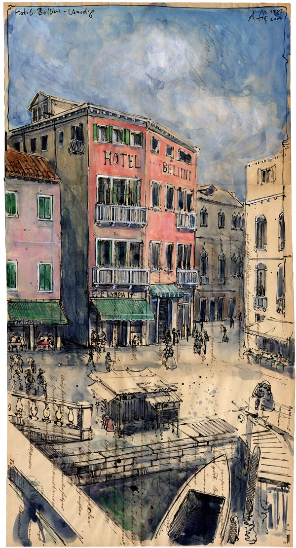 Hotel Bellini - Venedig