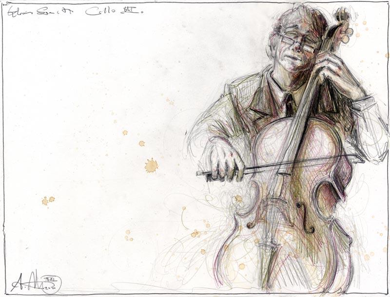 Kleine Sonette - Cello III.