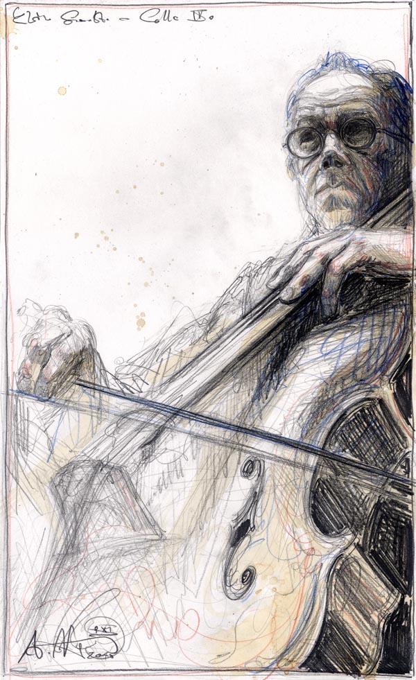 Kleine Sonette - Cello IV.