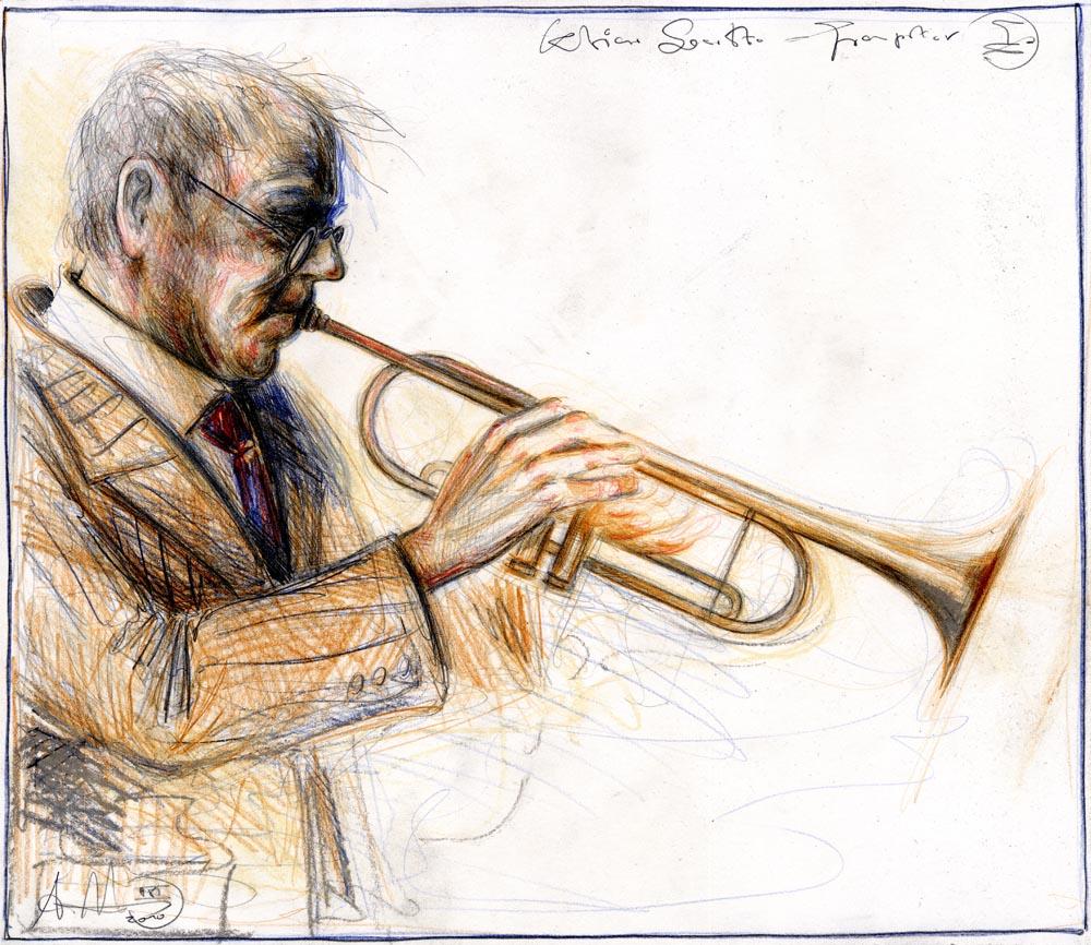 Kleine Sonette - Trompeter I.