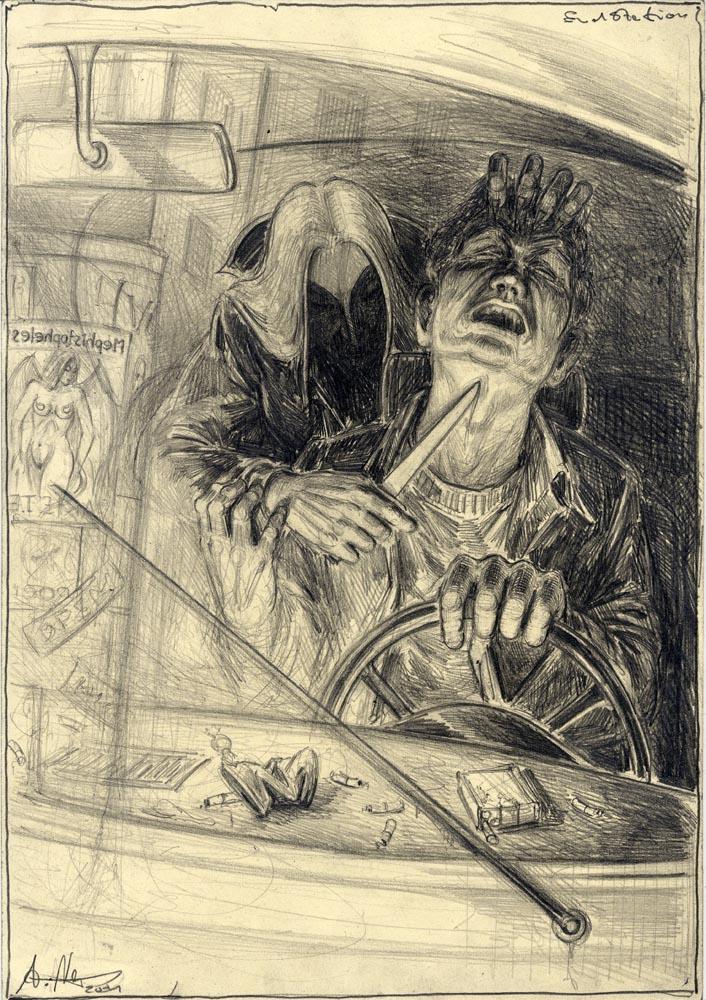 Gaguins Koffer (Szene 2) i.A.