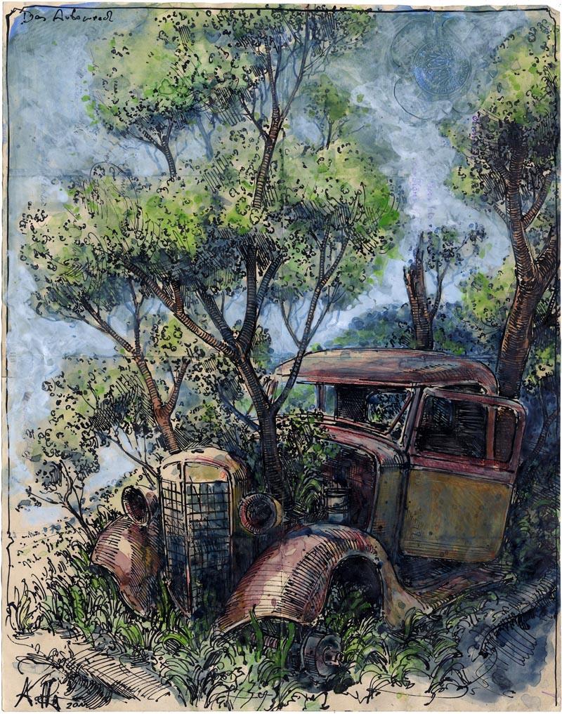Das Autowrack
