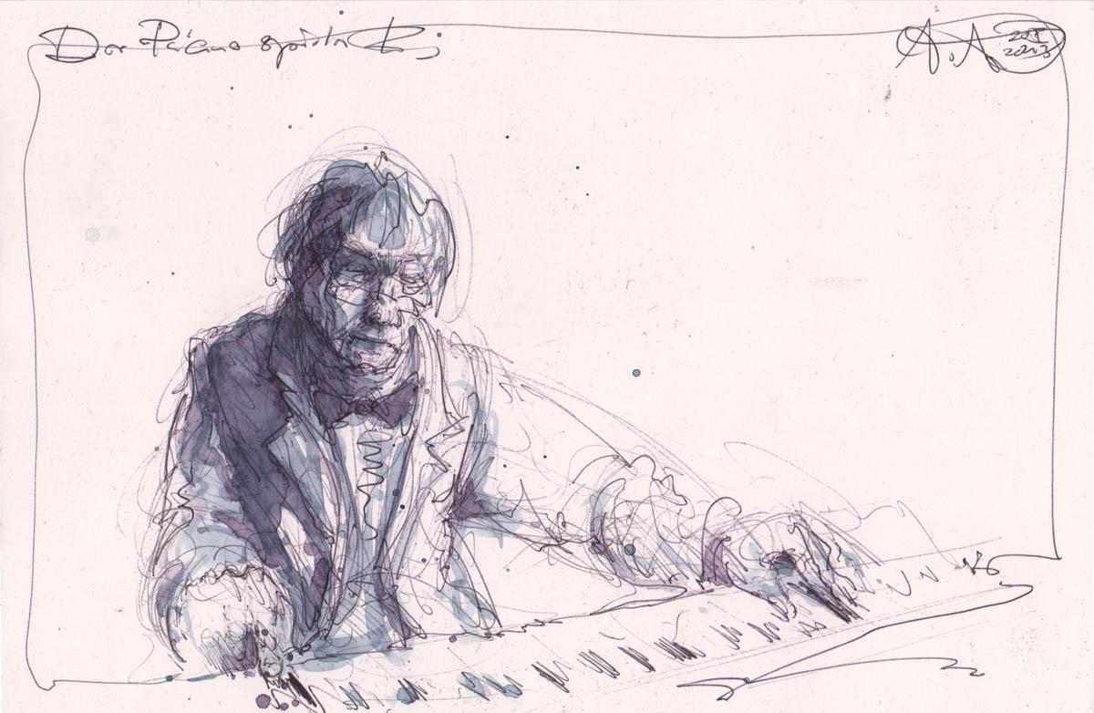 Pianospieler I.