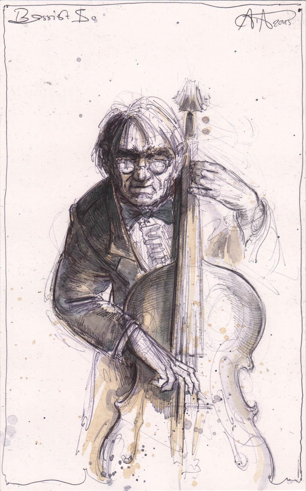Bassist I.