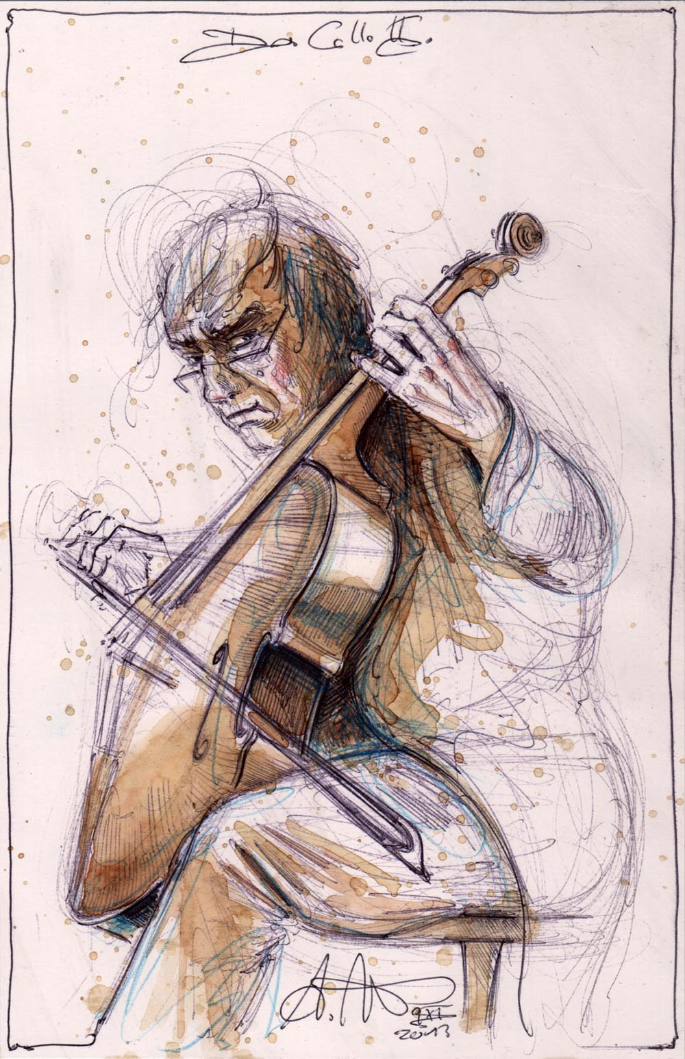 Das Cello II.
