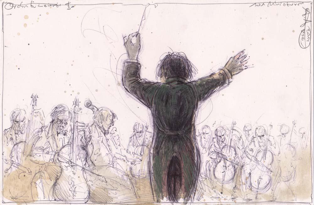 Orchestermomente I. /14
