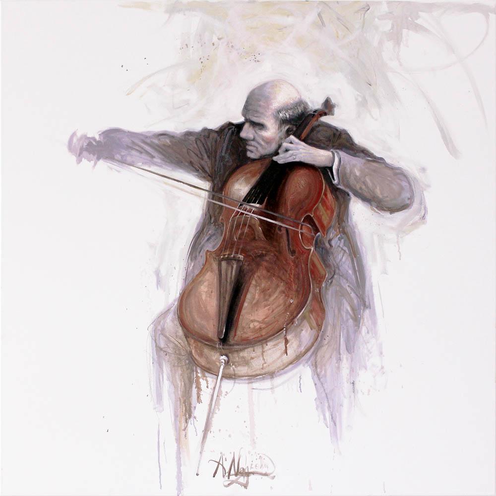 Cello in Momentum
