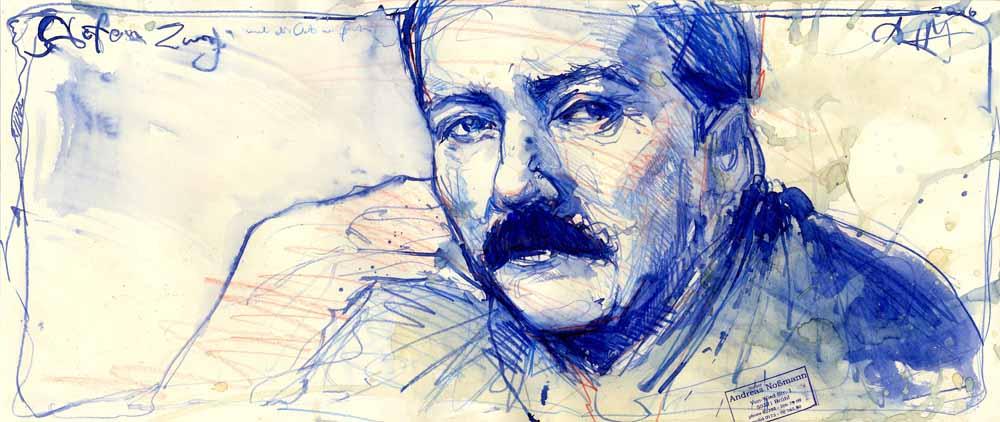 Stefan Zweig und die Welt von gestern