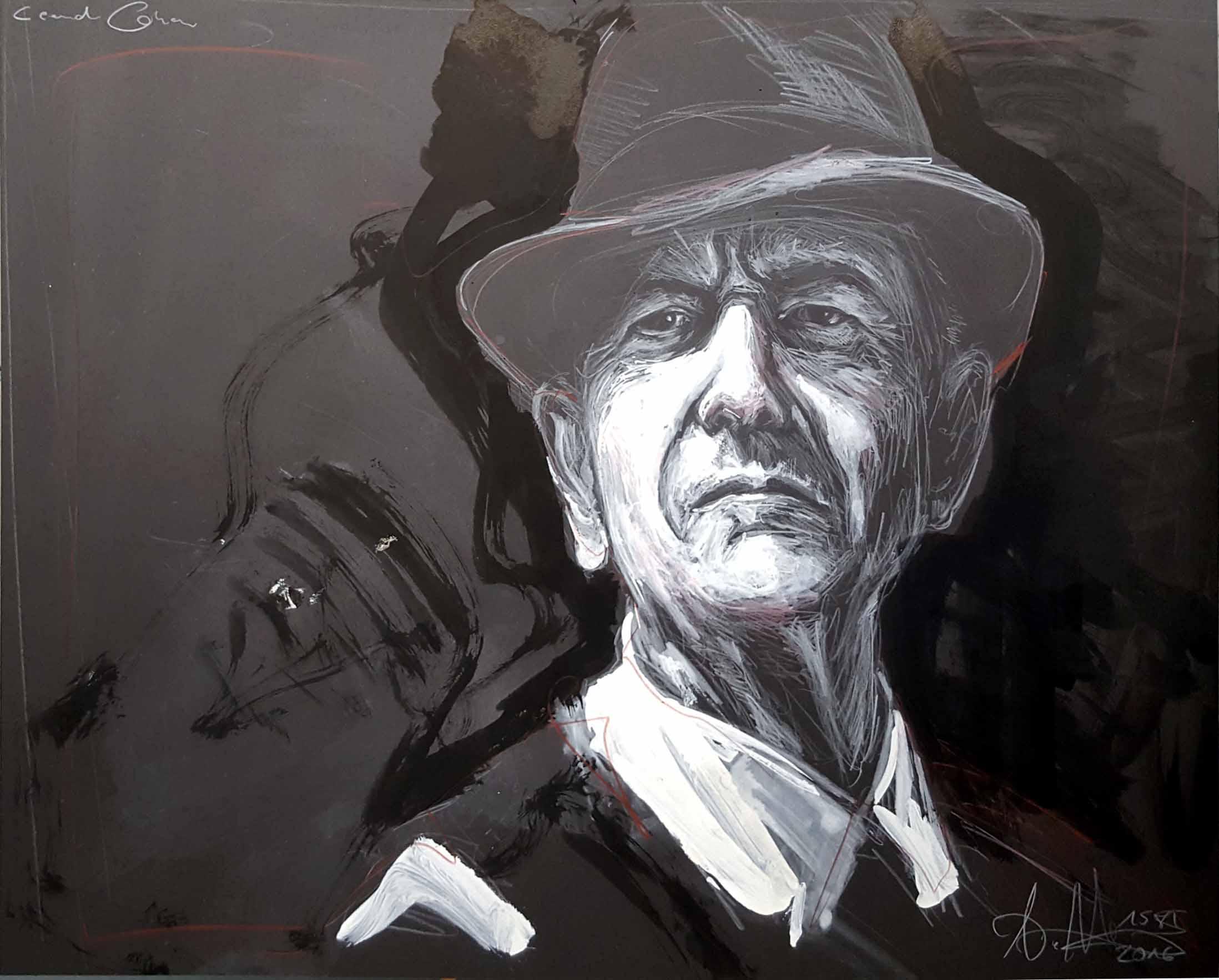 Leonard Cohan