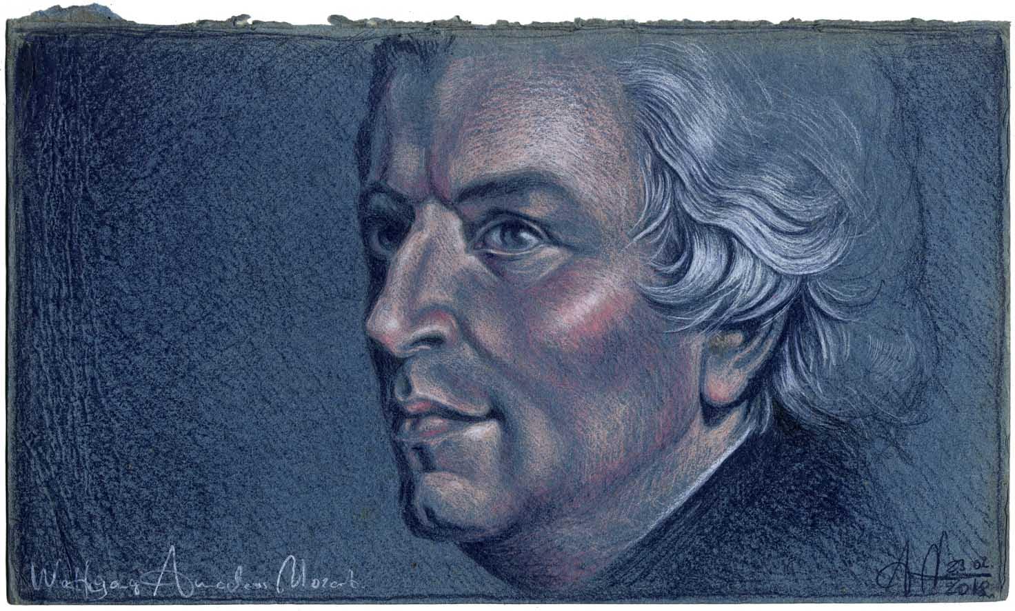 Wolfgang Amadeus Mozart – Andreas Noßmann