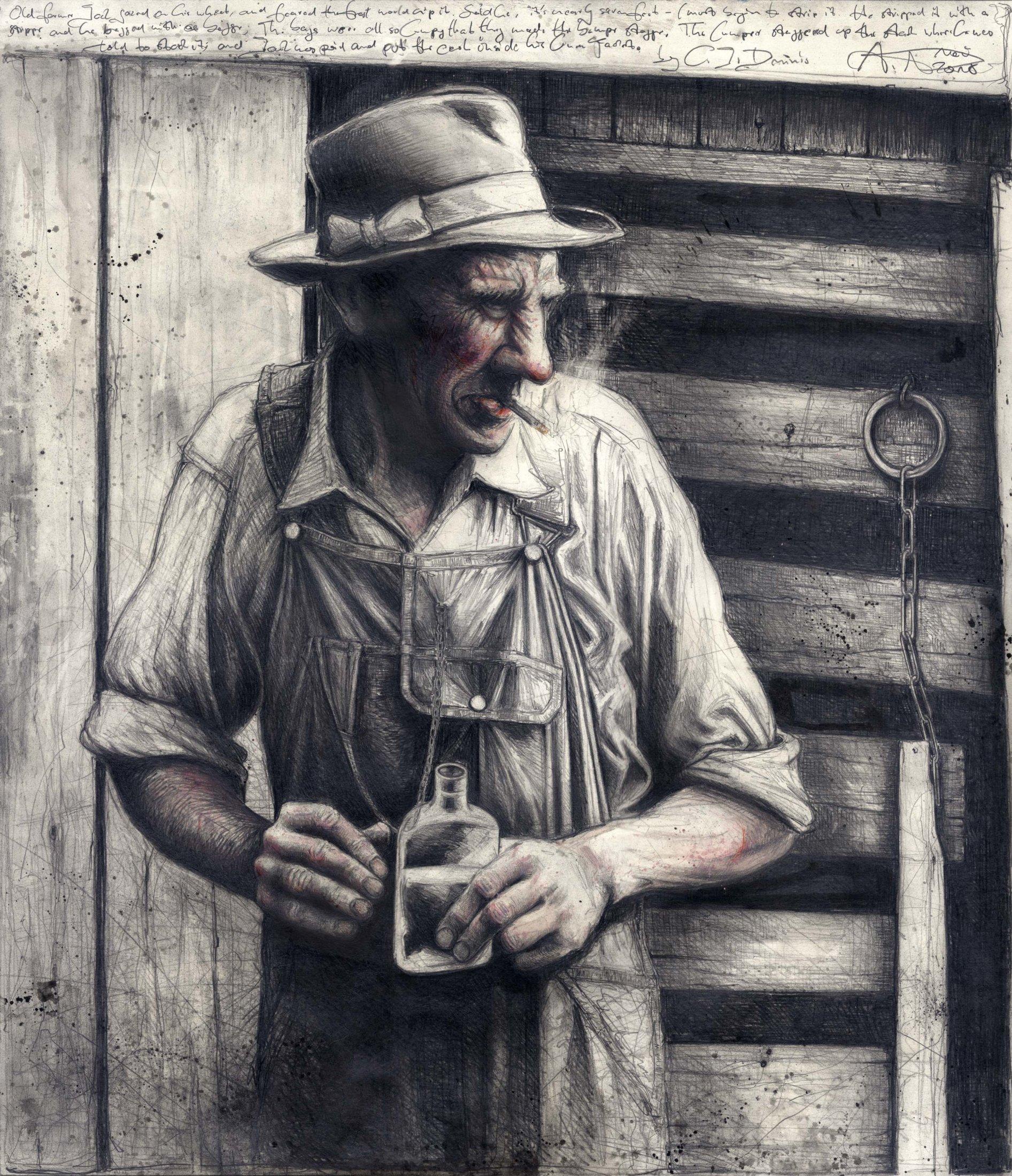Old farmer Jack
