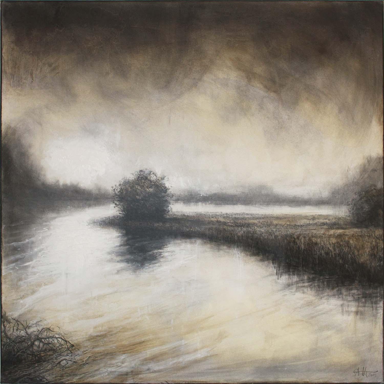 Nebel über Dartmoor