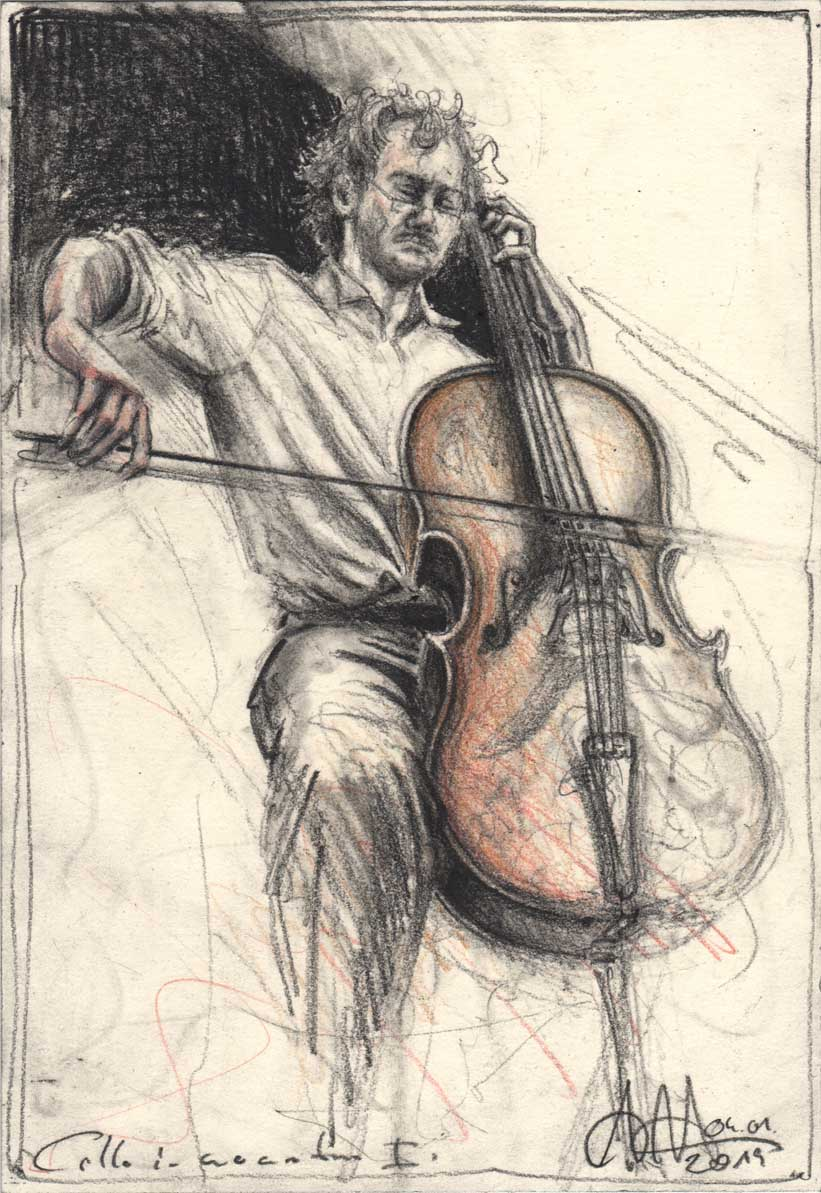 Cello – in Momentum I.