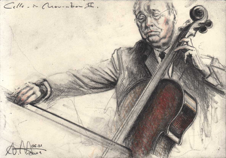 Cello – in Momentum II.