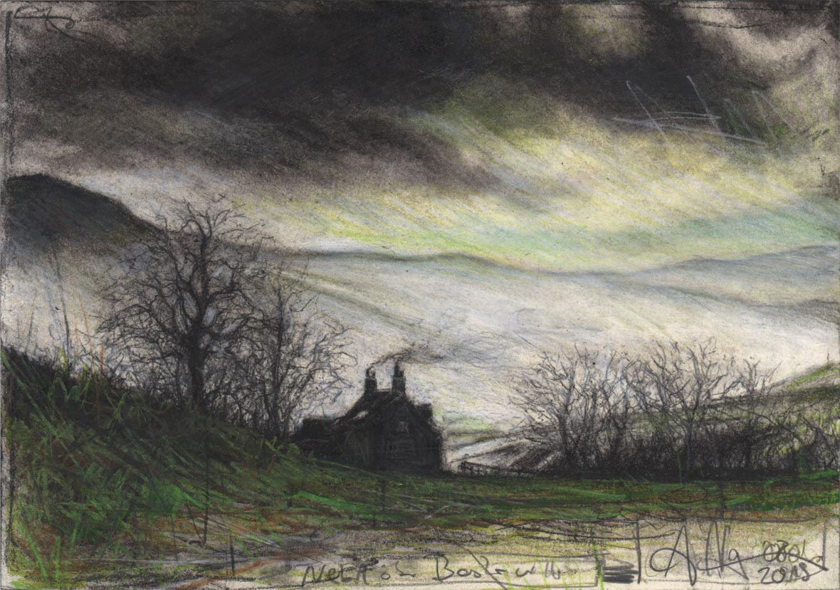 Nebel über Baskerville