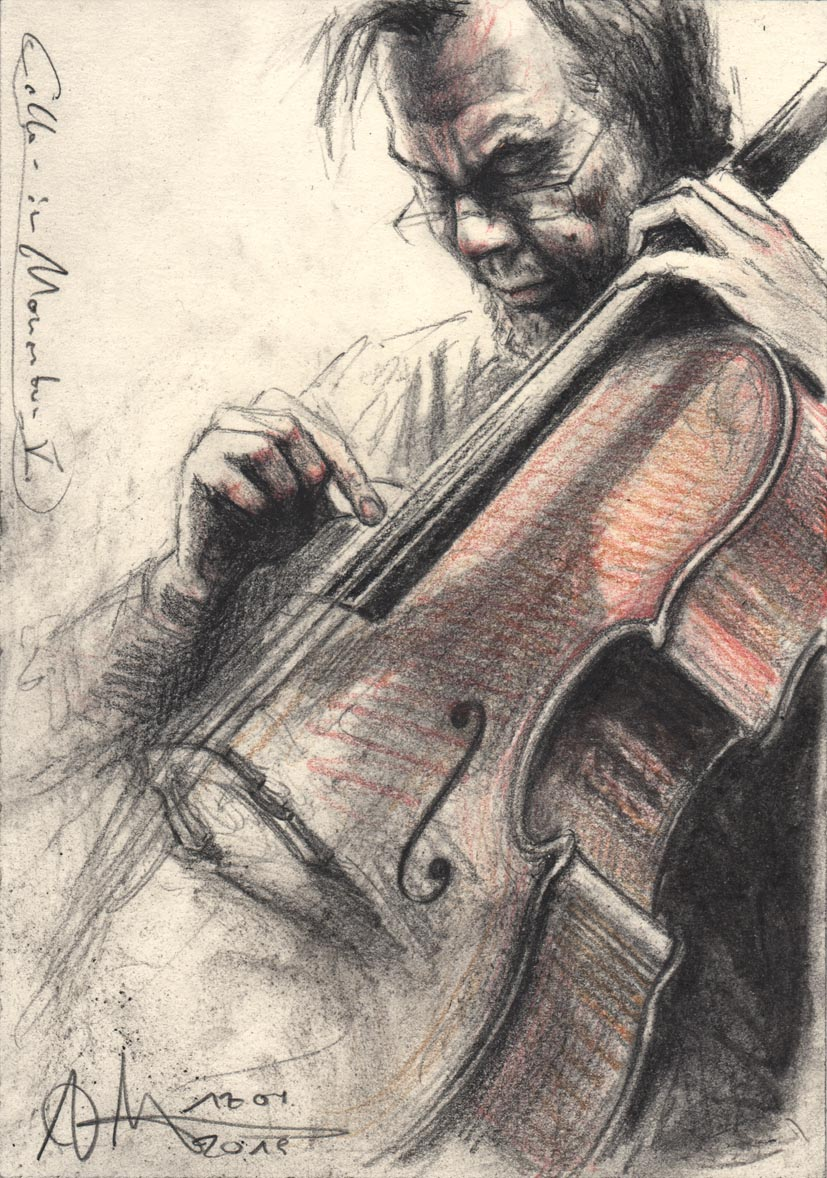Cello in Momentum V.