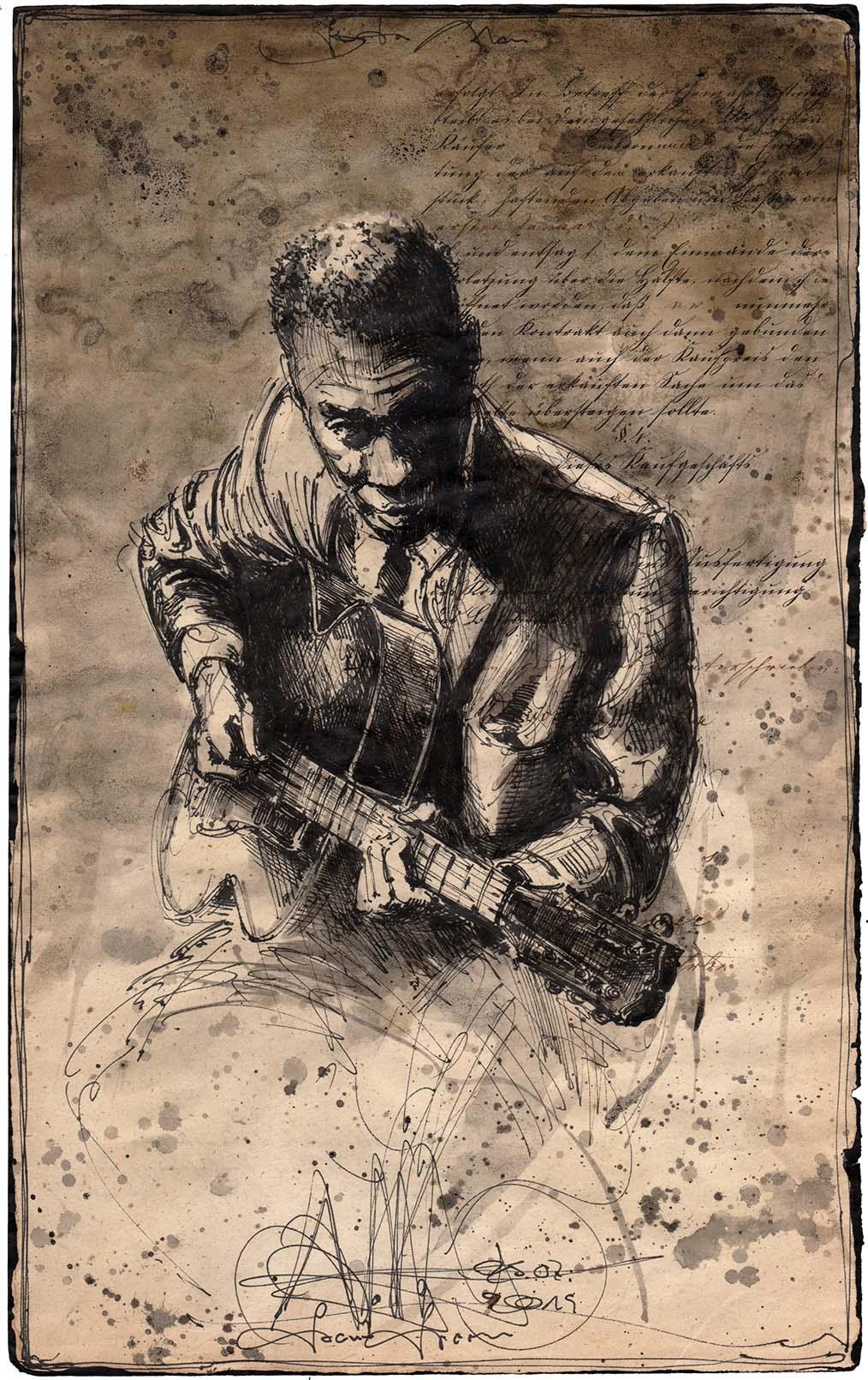 Guitar Man - Grant Green