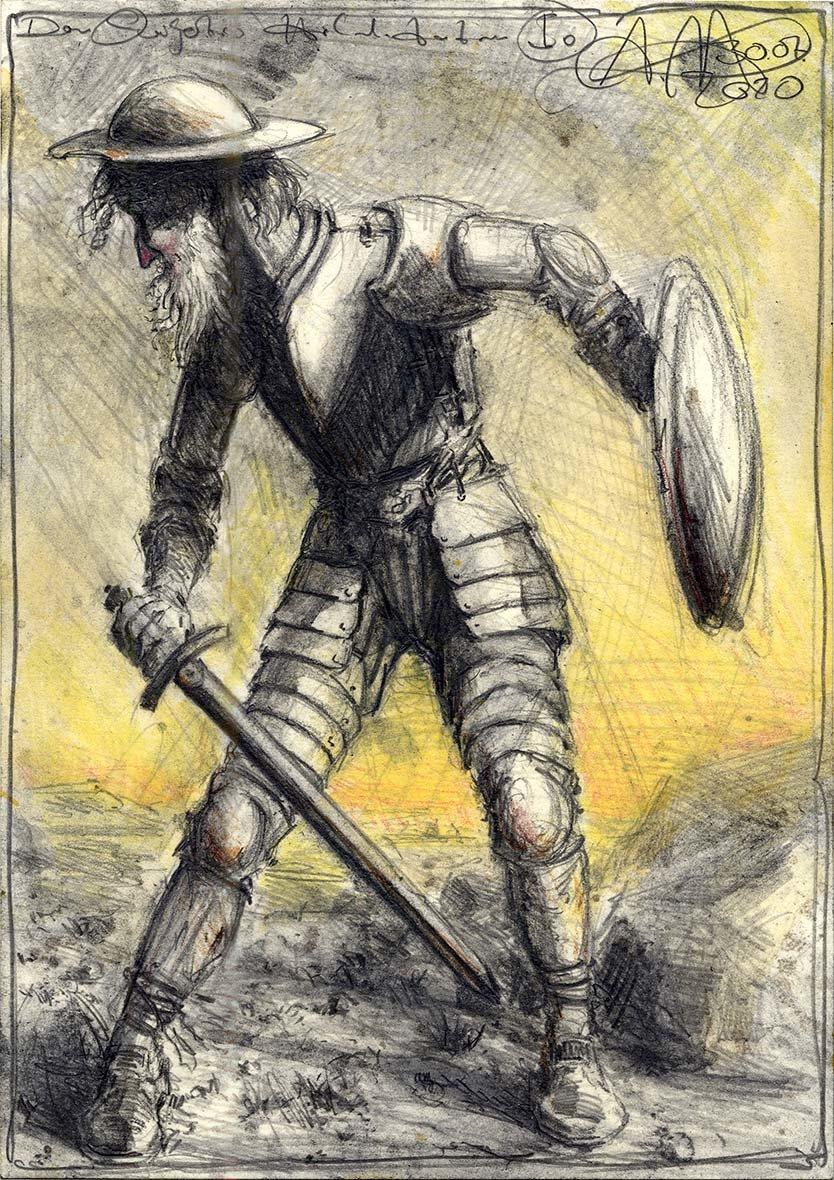 Don Quijotes Heldentaten I.
