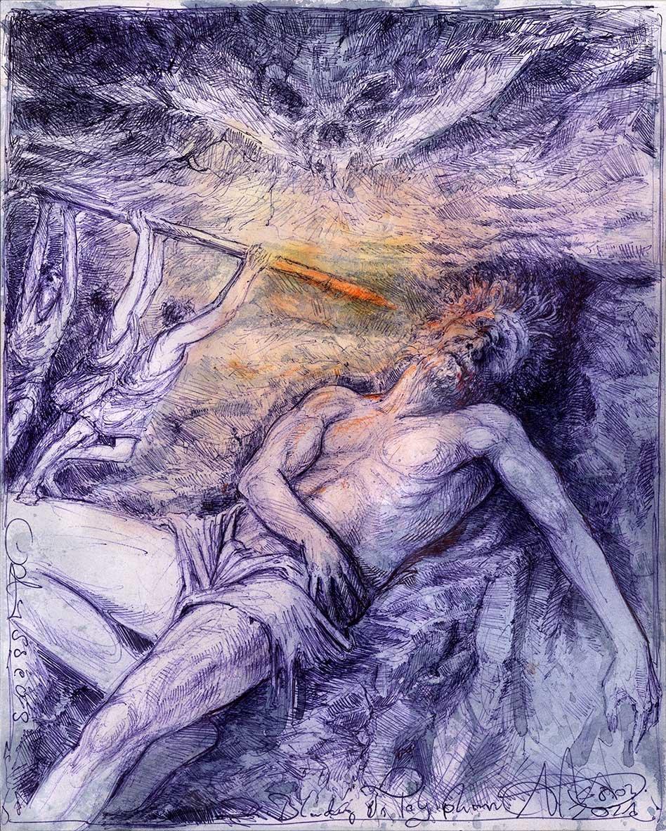 Odysseus - Die Blendung des Polyphem