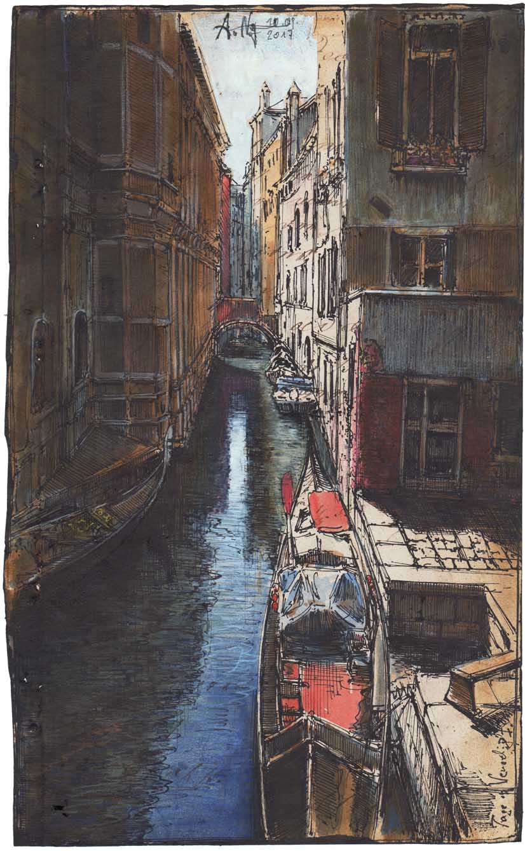 Tage in Venedig