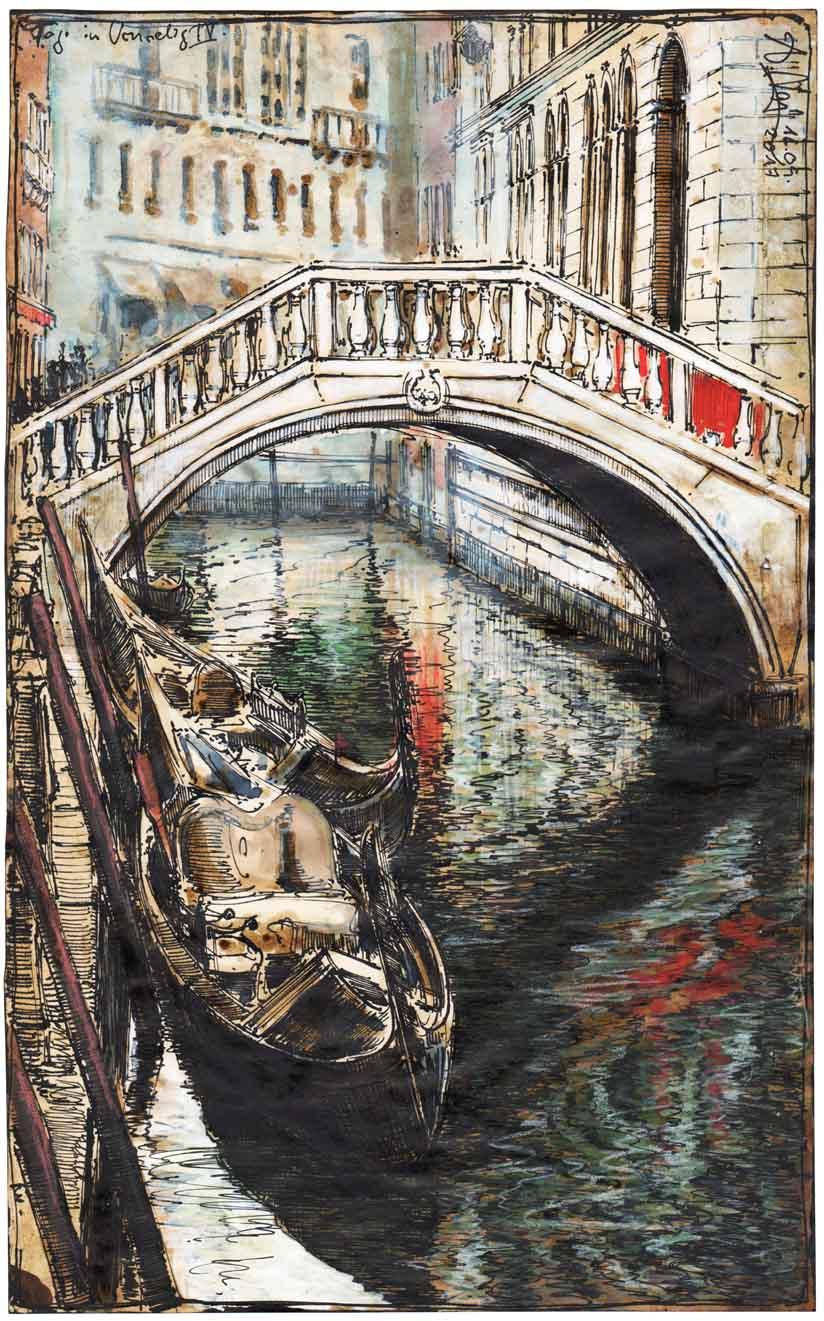 Tage in Venedig IV.