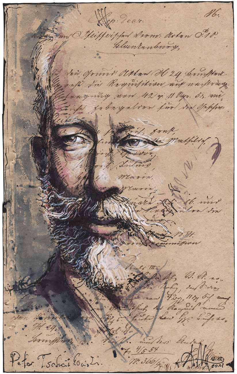 Peter Tschaikowski