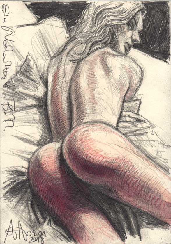 Ein Nachmittag im Bett