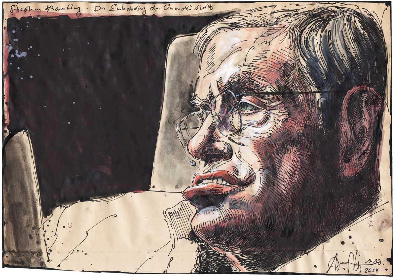 Stephen Hawking - Die Entdeckung der Unendlichkeit