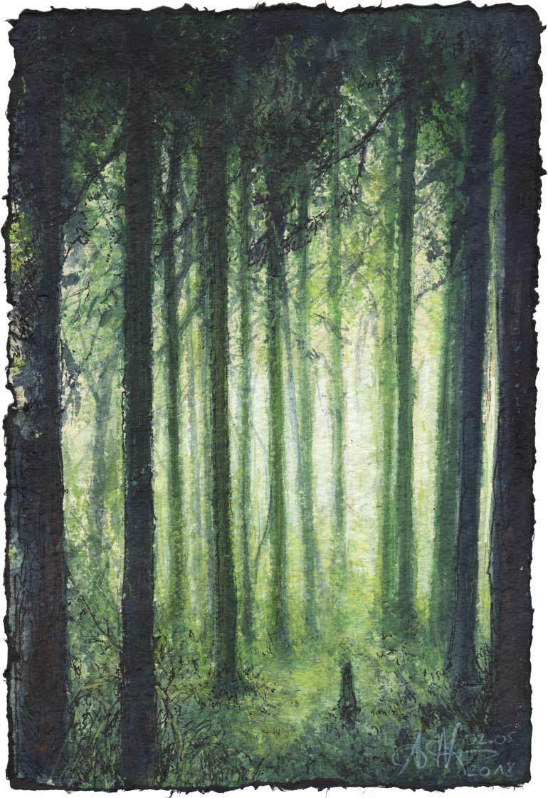 Der alte Grünwald