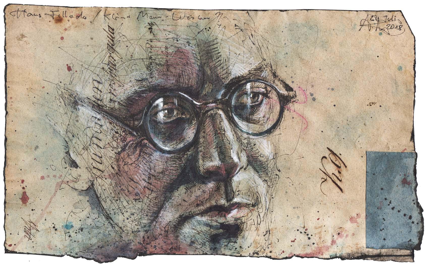 Hans Fallada | Klener Mann - Was nun?
