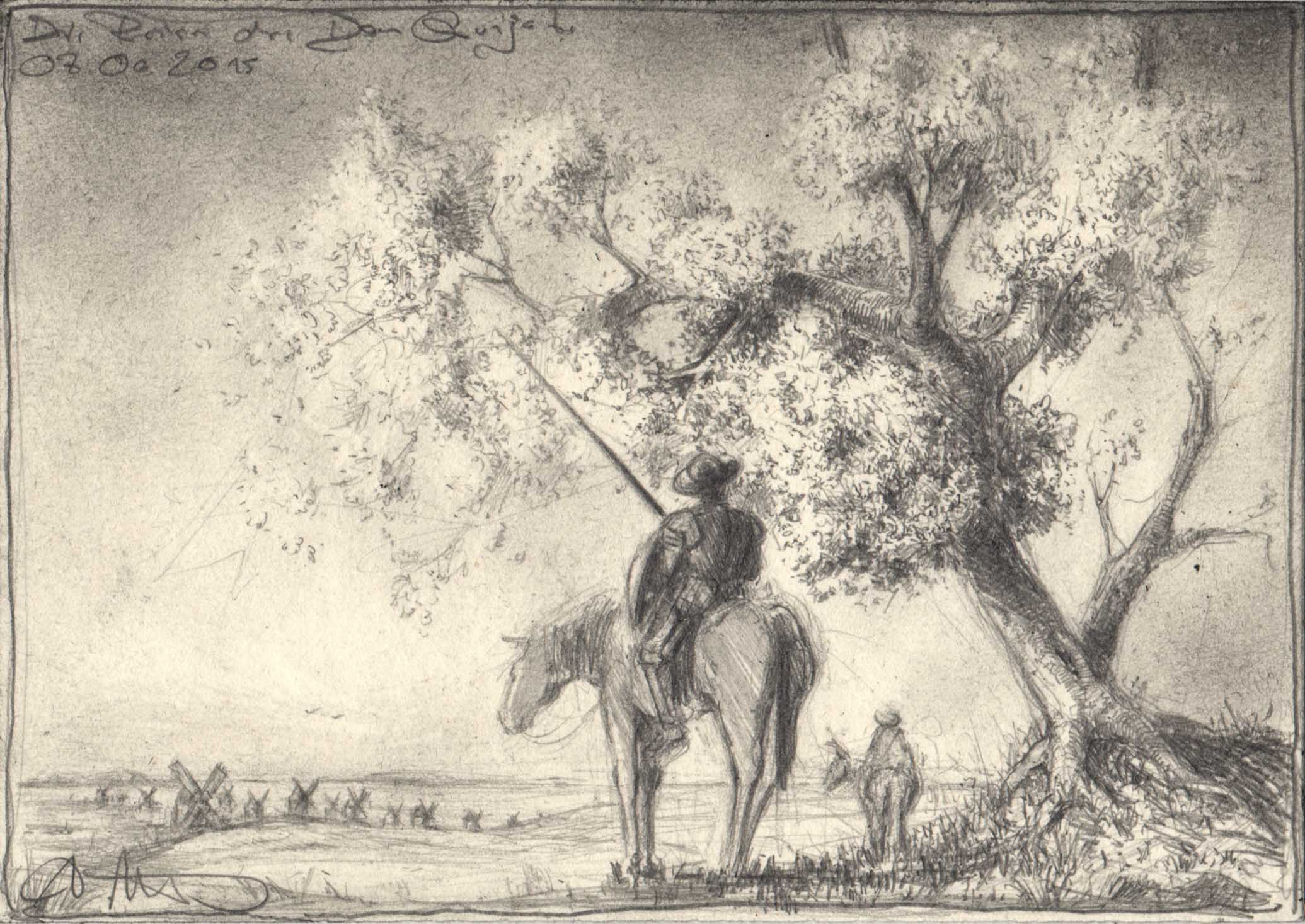 Die Reisen des Don Quijote