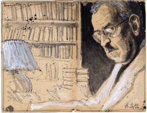 Heinrich Mann im Exil