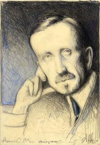 Heinrich Mann (Anfang der 1910er Jahre)