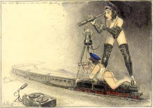 Der kleine Eisenbahner oder eine weitere Anmerkung zur Triebhaftigkeit
