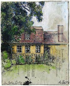 Weimar - Im Garten Goethes