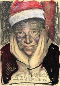 Frohe Weihnachten - Der Kamingänger