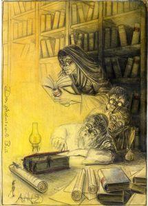 Das geheimnisvolle Buch