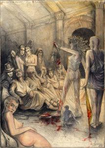 """Der """"Eigennutz"""" der Herodias"""