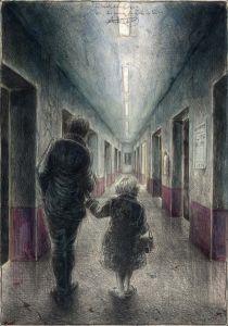 Das Krankenhaus (Von einem, der auszog das Fürchten zu lernen)