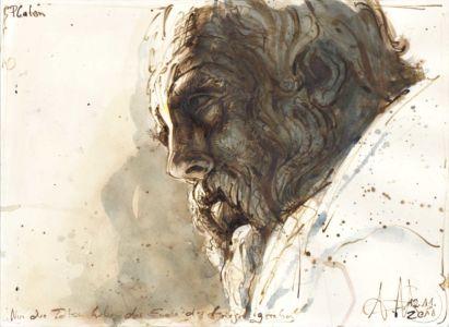 Nur die Toten haben das Ende des Krieges gesehen | Platon