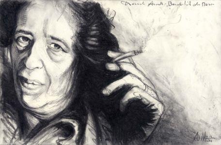 Hannah Arendt - Banalität des Bösen