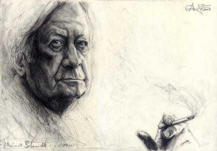Helmut Schmidt - zum 100ten