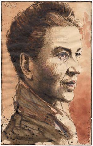 Simoné de Beauvoir