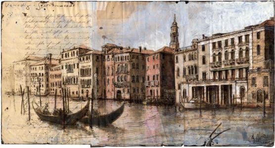 Venedig - Gezeitenwende