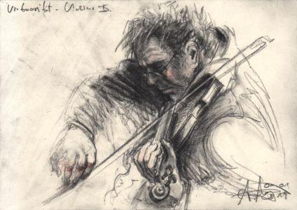 Virtuosität - Violine I.