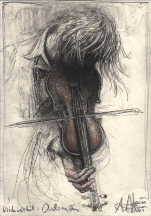 Virtuosität - Violine II.